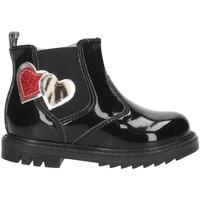 Topánky Dievčatá Čižmičky NeroGiardini I021503F Black