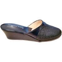 Topánky Ženy Šľapky Milly MILLY4000blu blu