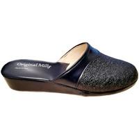 Topánky Ženy Nazuvky Milly MILLY4200blu blu