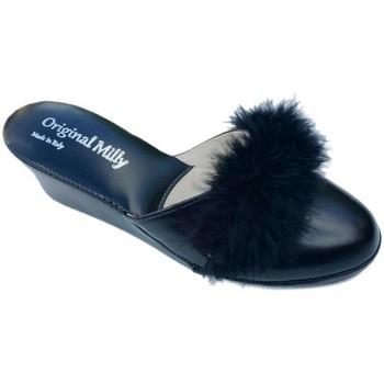 Topánky Ženy Šľapky Milly MILLYCIGNOner5 nero