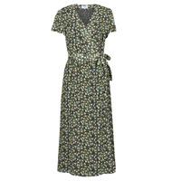 Oblečenie Ženy Dlhé šaty Betty London OMADAM Čierna / Viacfarebná