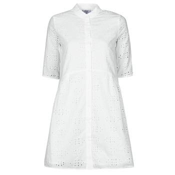 Oblečenie Ženy Krátke šaty Betty London ODA Biela