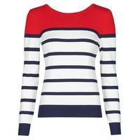 Oblečenie Ženy Svetre Betty London ORALI Červená / Krémová