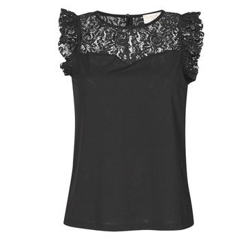 Oblečenie Ženy Blúzky Moony Mood OTTIA Čierna