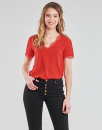 Oblečenie Ženy Blúzky Moony Mood OTUIDE Červená