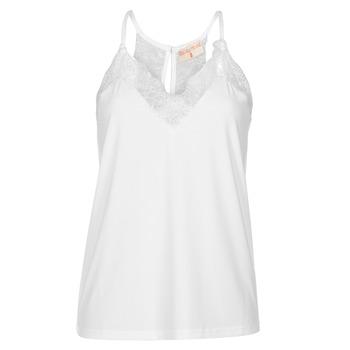 Oblečenie Ženy Blúzky Moony Mood OTOP Biela