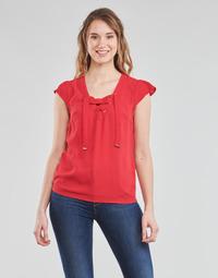 Oblečenie Ženy Blúzky Moony Mood  Červená