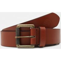 Textilné doplnky Muži Opasky Dickies South shore leather belt Hnedá