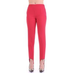 Oblečenie Ženy Nohavice Chinos a Carrot Vicolo TW1320 Rosso