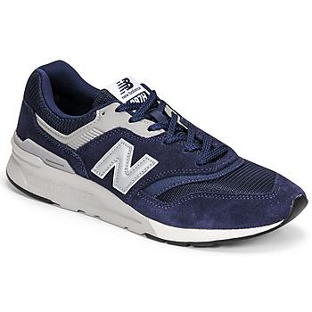 Topánky Muži Nízke tenisky New Balance 997 Námornícka modrá