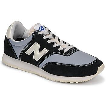 Topánky Muži Nízke tenisky New Balance 100 Modrá / Čierna