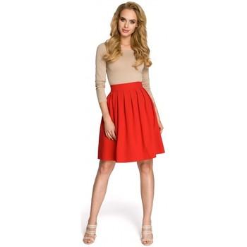 Oblečenie Ženy Sukňa Moe M237 Sukňa - červená