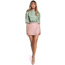 Oblečenie Ženy Sukňa Moe M515 Šortky - púdrové