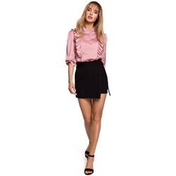 Oblečenie Ženy Sukňa Moe M515 Šortky - čierne