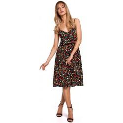 Oblečenie Ženy Šaty Moe M518 Šaty so špagetovými ramienkami - model 6