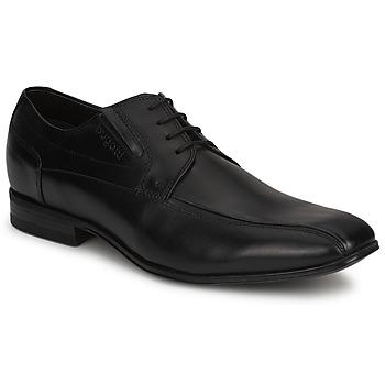 Topánky Muži Derbie Bugatti REVUME čierna
