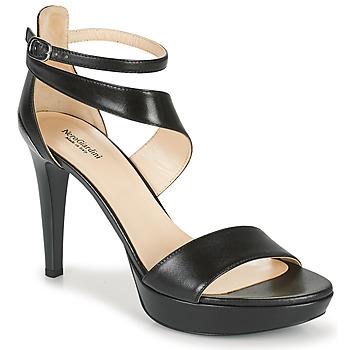 Topánky Ženy Sandále NeroGiardini FILOU Čierna