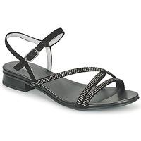 Topánky Ženy Sandále NeroGiardini TEDDY Čierna
