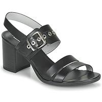 Topánky Ženy Sandále NeroGiardini GHILLO Čierna