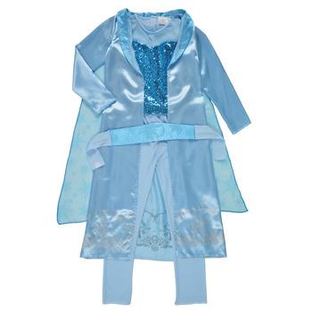Oblečenie Dievčatá Kostýmy Fun Costumes COSTUME ENFANT PRINCESSE DES NEIGES Viacfarebná