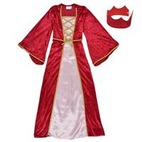Oblečenie Dievčatá Kostýmy Fun Costumes COSTUME ENFANT REINE DE LA RENAISSANCE Viacfarebná