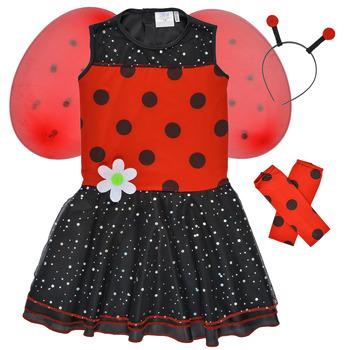 Oblečenie Dievčatá Kostýmy Fun Costumes COSTUME ENFANT BIRDIE BEETLE Viacfarebná