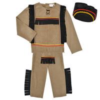 Oblečenie Chlapci Kostýmy Fun Costumes COSTUME ENFANT INDIEN BIG BEAR Viacfarebná