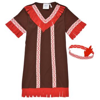 Oblečenie Dievčatá Kostýmy Fun Costumes COSTUME ENFANT INDIENNE FOX KITTEN Viacfarebná