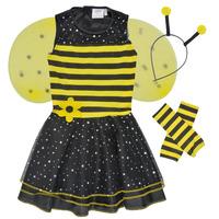 Oblečenie Dievčatá Kostýmy Fun Costumes COSTUME ENFANT BEE BEE Viacfarebná