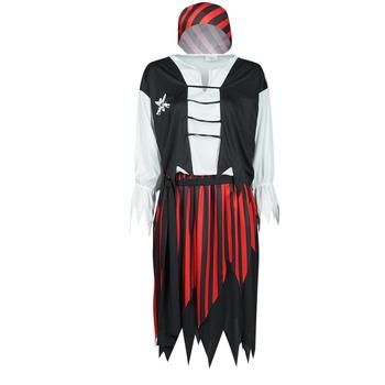 Oblečenie Ženy Kostýmy Fun Costumes COSTUME ADULTE PIRATE SUZY Viacfarebná