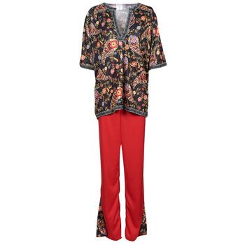 Oblečenie Ženy Kostýmy Fun Costumes COSTUME ADULTE FLOWER BEETLE Viacfarebná