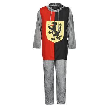 Oblečenie Muži Kostýmy Fun Costumes COSTUME ADULTE SIR GAWAIN Viacfarebná