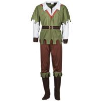 Oblečenie Muži Kostýmy Fun Costumes COSTUME ADULTE FOREST HUNTER Viacfarebná