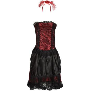 Oblečenie Ženy Kostýmy Fun Costumes COSTUME ADULTE SALOON GIRL Viacfarebná