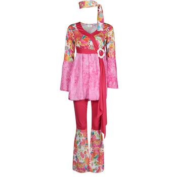 Oblečenie Ženy Kostýmy Fun Costumes COSTUME ADULTE HAPPY DIVA Viacfarebná