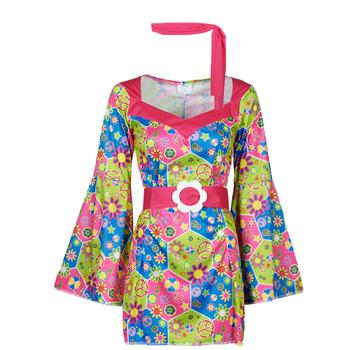 Oblečenie Ženy Kostýmy Fun Costumes COSTUME ADULTE SWEET MEADOW Viacfarebná