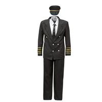 Oblečenie Muži Kostýmy Fun Costumes COSTUME ADULTE PILOTE Viacfarebná