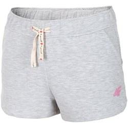 Oblečenie Ženy Nohavice 7/8 a 3/4 4F JSKDD001 Sivá