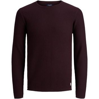 Oblečenie Muži Svetre Premium By Jack&jones 12179861 Vino