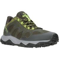 Topánky Muži Módne tenisky Merrell J99621 Zelená