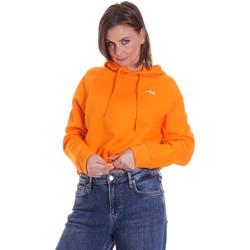 Oblečenie Ženy Mikiny Fila 687992 Oranžová