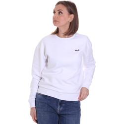 Oblečenie Ženy Mikiny Fila 687467 Biely