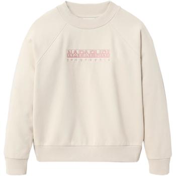 Oblečenie Ženy Mikiny Napapijri NP0A4EOG Biely
