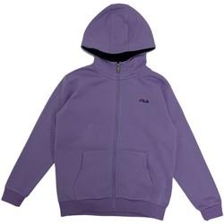 Oblečenie Deti Mikiny Fila 688143 Fialový