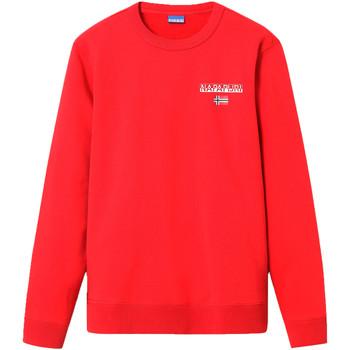 Oblečenie Muži Mikiny Napapijri NP0A4EHR Červená