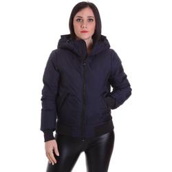 Oblečenie Ženy Saká a blejzre Refrigiwear RW8W13600NY3209 Modrá