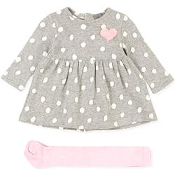 Oblečenie Dievčatá Komplety a súpravy Losan 028-8034AL Šedá
