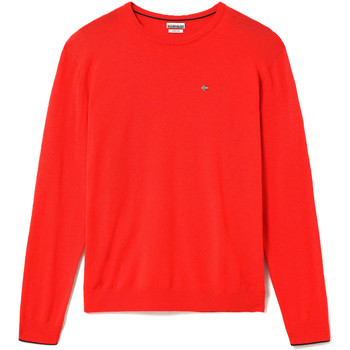 Oblečenie Muži Svetre Napapijri NP0A4EMW Oranžová