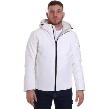 Oblečenie Muži Saká a blejzre Refrigiwear RM8G09800XT2429 Biely