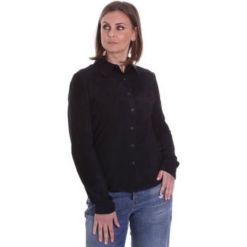 Oblečenie Ženy Košele a blúzky La Carrie 092P-C-110 čierna